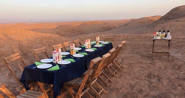 2020 No13 砂漠のカフェ
