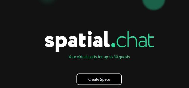 2020 N0 10 – Online 2 Spatial.Chat